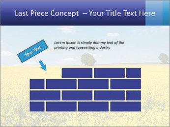 Golden Field PowerPoint Template - Slide 46