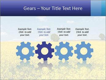Golden Field PowerPoint Template - Slide 48