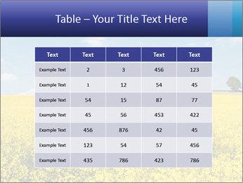 Golden Field PowerPoint Template - Slide 55
