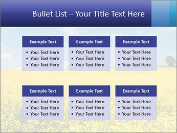 Golden Field PowerPoint Template - Slide 56