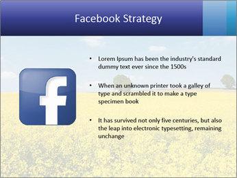 Golden Field PowerPoint Template - Slide 6