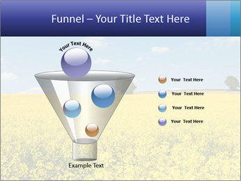 Golden Field PowerPoint Template - Slide 63