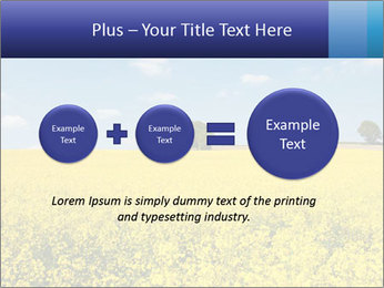 Golden Field PowerPoint Template - Slide 75