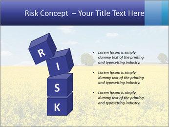 Golden Field PowerPoint Template - Slide 81