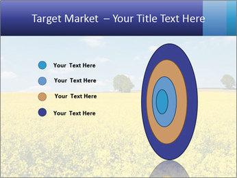 Golden Field PowerPoint Template - Slide 84