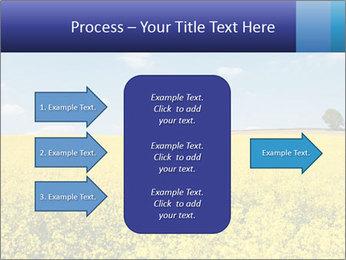 Golden Field PowerPoint Template - Slide 85
