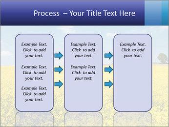 Golden Field PowerPoint Template - Slide 86