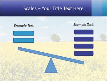 Golden Field PowerPoint Template - Slide 89