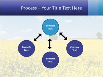 Golden Field PowerPoint Template - Slide 91