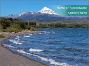 Andes Landscape PowerPoint Templates