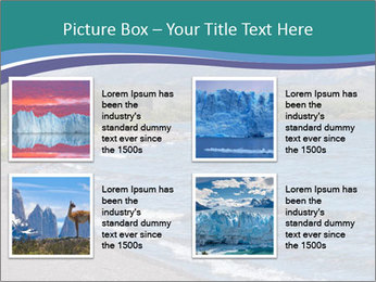 Andes Landscape PowerPoint Template - Slide 14