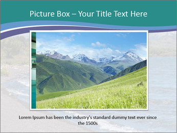 Andes Landscape PowerPoint Template - Slide 15