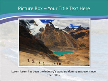 Andes Landscape PowerPoint Template - Slide 16