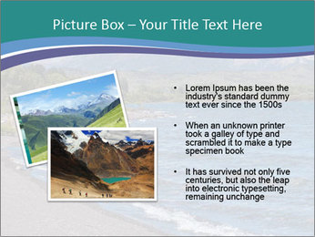 Andes Landscape PowerPoint Template - Slide 20
