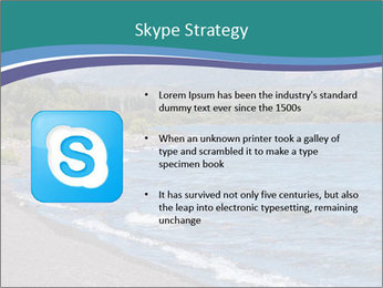 Andes Landscape PowerPoint Template - Slide 8