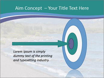 Andes Landscape PowerPoint Template - Slide 83