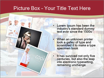 Busy Shopkeeper PowerPoint Template - Slide 17