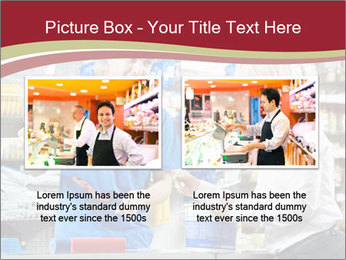 Busy Shopkeeper PowerPoint Template - Slide 18