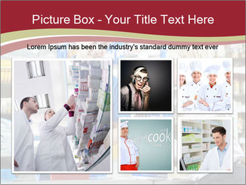 Busy Shopkeeper PowerPoint Template - Slide 19