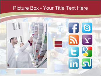 Busy Shopkeeper PowerPoint Template - Slide 21
