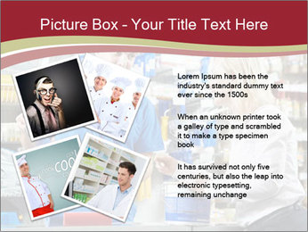 Busy Shopkeeper PowerPoint Template - Slide 23