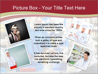 Busy Shopkeeper PowerPoint Template - Slide 24