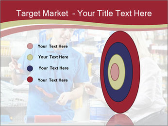 Busy Shopkeeper PowerPoint Template - Slide 84