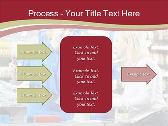 Busy Shopkeeper PowerPoint Template - Slide 85