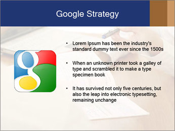 Businessman With Papers PowerPoint Templates - Slide 10