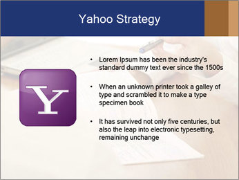 Businessman With Papers PowerPoint Templates - Slide 11