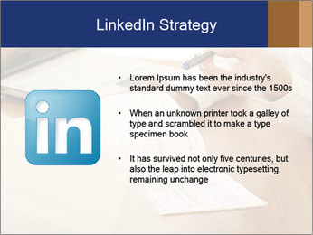 Businessman With Papers PowerPoint Templates - Slide 12