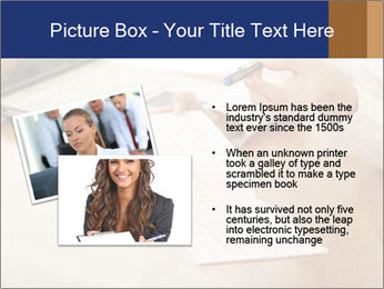 Businessman With Papers PowerPoint Template - Slide 20