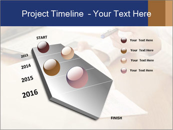 Businessman With Papers PowerPoint Templates - Slide 26
