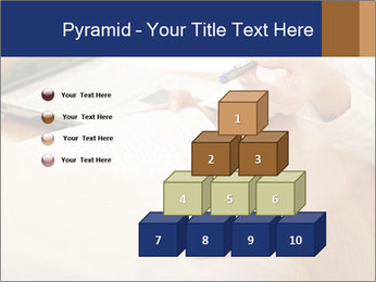 Businessman With Papers PowerPoint Templates - Slide 31