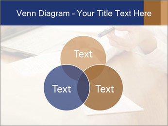 Businessman With Papers PowerPoint Templates - Slide 33
