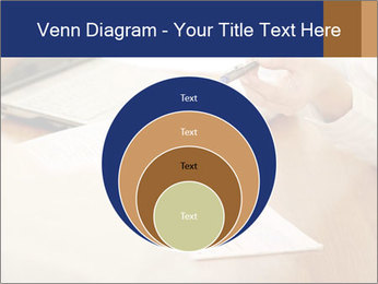 Businessman With Papers PowerPoint Templates - Slide 34
