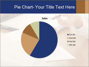 Businessman With Papers PowerPoint Templates - Slide 36