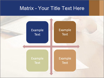 Businessman With Papers PowerPoint Templates - Slide 37
