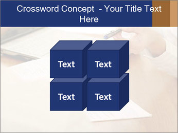 Businessman With Papers PowerPoint Templates - Slide 39