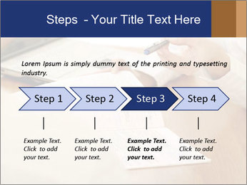 Businessman With Papers PowerPoint Templates - Slide 4