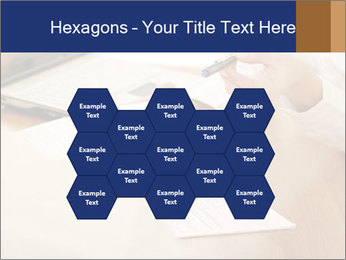 Businessman With Papers PowerPoint Templates - Slide 44