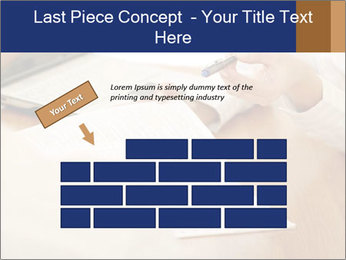 Businessman With Papers PowerPoint Templates - Slide 46