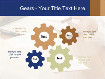 Businessman With Papers PowerPoint Templates - Slide 47