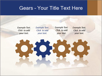Businessman With Papers PowerPoint Templates - Slide 48