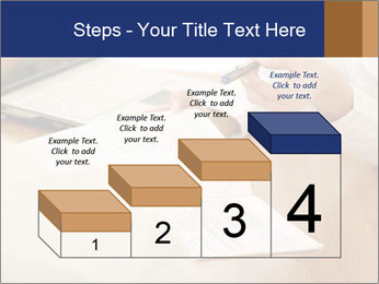Businessman With Papers PowerPoint Templates - Slide 64
