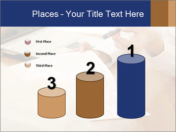 Businessman With Papers PowerPoint Templates - Slide 65