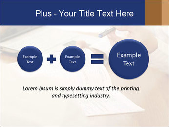 Businessman With Papers PowerPoint Template - Slide 75