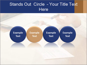 Businessman With Papers PowerPoint Templates - Slide 76
