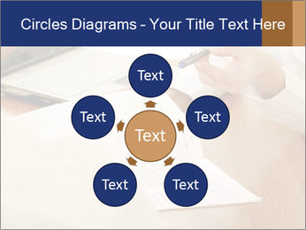 Businessman With Papers PowerPoint Templates - Slide 78