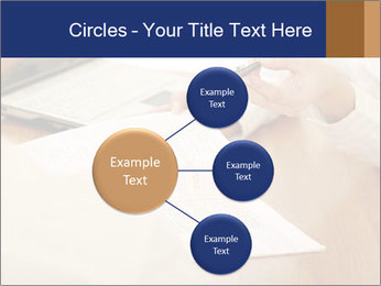 Businessman With Papers PowerPoint Templates - Slide 79